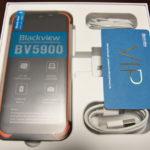 アウトドアスマホBlackviewのBV5900を3ヶ月使ってみたのでレビュー
